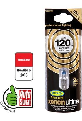 Xenon Ultima H7 %120 Fazla Işık 12v 55w - Far Ampul Seti
