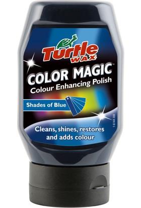 Turtle Wax Mavi Renkler İçin Özel Cila 300 ml