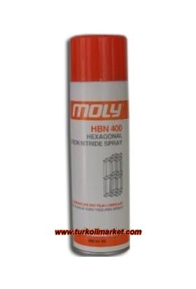 Moly HBN 400 - 400 ml Altın Gümüş Kalıp Ayırıcı Sprey