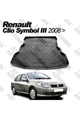 AUTOMIX RENAULT CLIO SYMBOL BAGAJ HAVUZU PASPASI