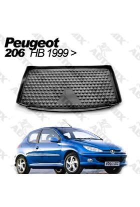 PEUGEOT 206 HB BAGAJ HAVUZU 1999-