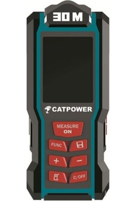 Catpower 330 Lazer Metre 30 Mt