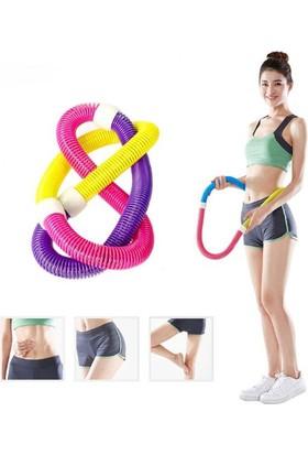 Rugad Yayli Egzersiz Ve Spor Aleti - Hula Hoop