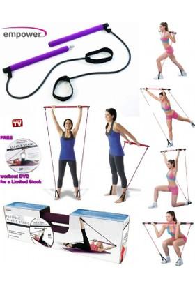 Tbg Rugad Pilates Spor Aleti - Portable Pilates Studio