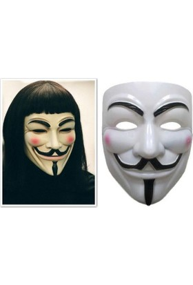Rugad Parti Maskesi - V For Vendetta