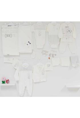 Aziz Bebe 71023 Bebek Hastane Çıkış Seti 20'lu