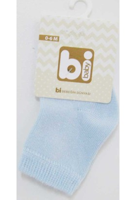 Bibaby 68141 Basic Yaş Çorap