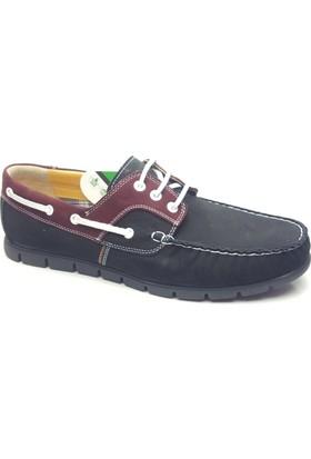 Çetintaş Hakiki Deri Ayakkabı Siyah 4154