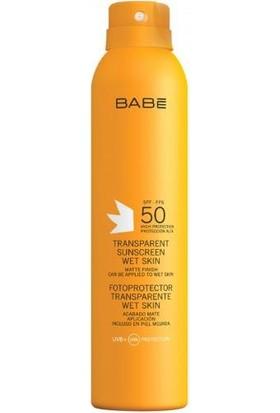Babe Gs Gunes Koruyucu Transparan Sprey Spf50+ 200Ml