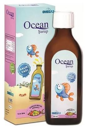 Ocean Surup Karısık Meyve 150 Ml