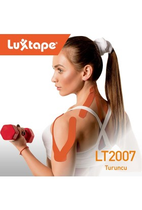 Luxor Lt2 Bandı 5X5 Turuncu