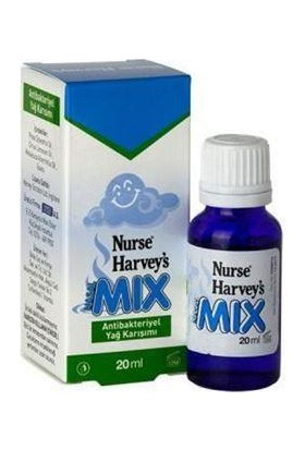 Nurse Harveys Nasal Mıx 20 Ml