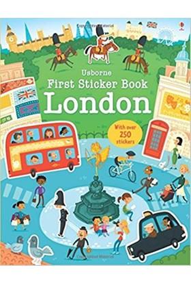 First Sticker Book London - James Maclaine
