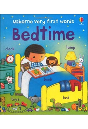 Very First Words Bedtime - Felicity Brooks