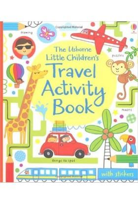 Little Children'S Travel Activity Book - James Maclaine