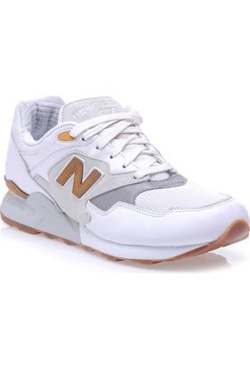 New Balance 878 Athleisure Beyaz Erkek Günlük Ayakkabı