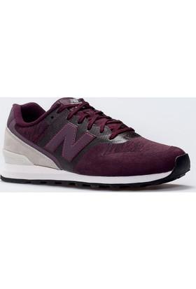 New Balance 996 Bordo Kadın Günlük Ayakkabı