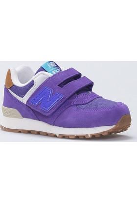 New Balance 574 Mor Çocuk Ayakkabı