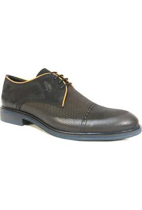 Dropland 3465 Kahverengi Bağcıklı Erkek Ayakkabı