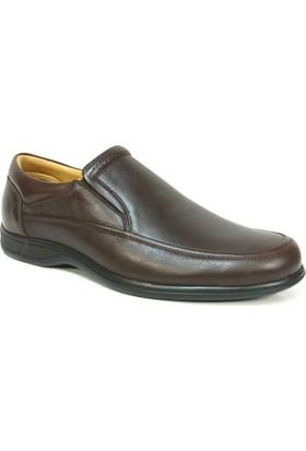 Slope 1091913 Kahverengi Bağcıksız Comfort Erkek Ayakkabı