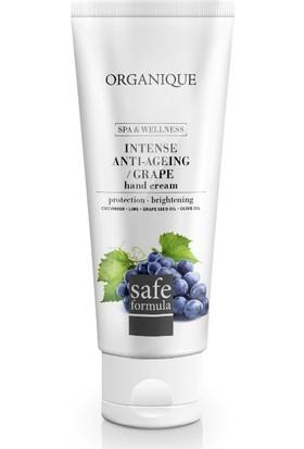 Organique Üzüm Çekirdeği Özlü Anti-Aging El Kremi - 70 ml