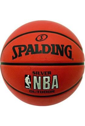 Spalding Nba Silver Outdoor (Dış Mekan) Basket Topu