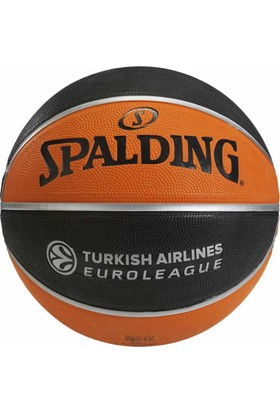 Spalding Tf-150 Euroleague Basket Topu Turkish Airlines Euro/Turk Sz7