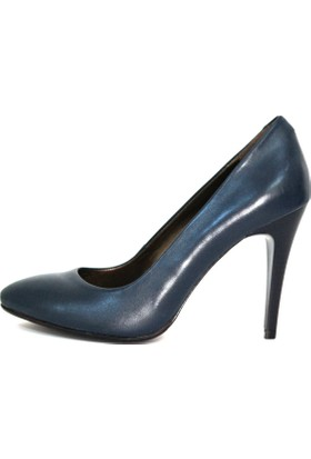 Akl Shoes Lacivert Stiletto