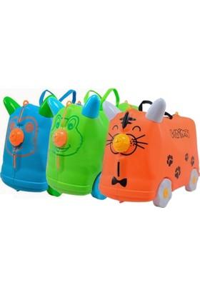 Bircan Bin-Git Çocuk Bavulu
