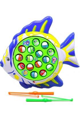 Pasifik Pilli Balık Yakalama Oyunu - 09177