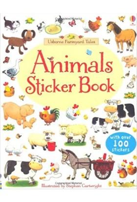 Fyt Animals Sticker Book - Jessica Greenwell