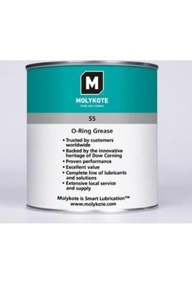 Molykote 55 O-ring - Silikon Bazlı Gres 1 kg