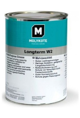 Molykote Longterm W2 - 1 kg Beyaz Gres