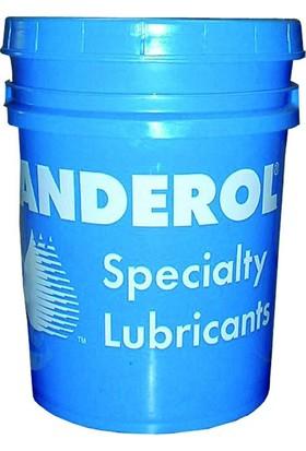 Anderol 783-0 - 18 kg - H1 Onaylı Sentetik Beyaz Gres