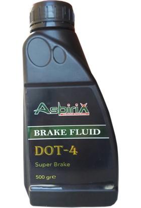 Asbirix Dot 4 - 500 gr Fren Hidrolik Yağı