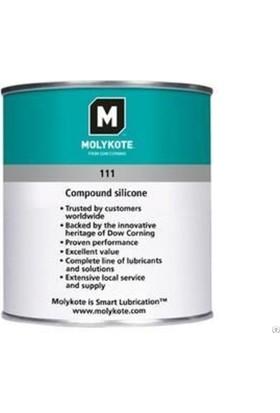 Molykote 111 Compound - Silikonlu Gres 1 kg