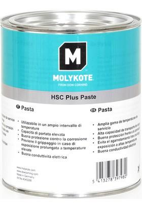 Molykote HSC Plus - Yüksek Sıcaklık Gresi 1 kg +1100 C