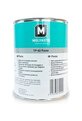Molykote TP-42 Paste - 1 Kg Su Dirençli Yüksek Yük Gresi