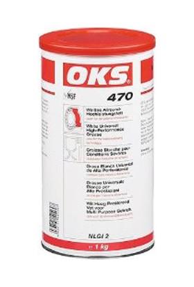 OKS 470 - 1 KG Gıda Onaylı Beyaz Yüksek Performans Gresi