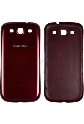 Emirtech Samsung Galaxy i9300 S3 Cep Telefonu Pil Batarya Kapağı