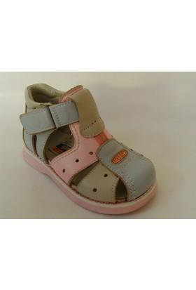 Pıtır Bebe Pembe Mavi Bej Ortopedik Bebe Ayakkabısı