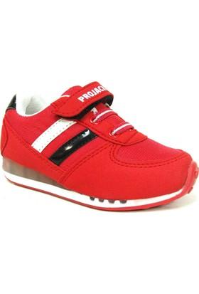 Projack 6003 Kırmızı Çocuk Spor Ayakkabı