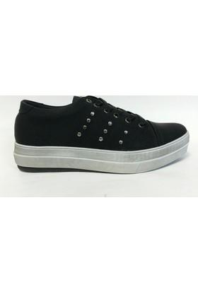 Buffon 8000 Siyah Fitness Yürüyüş Ayakkabısı