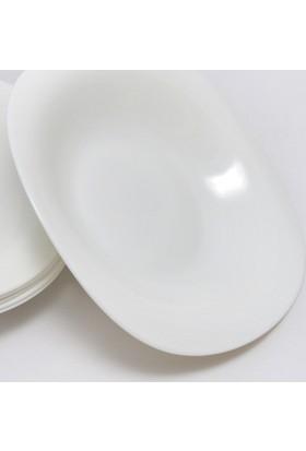 Luminarc Volare Beyaz Tabak 22,5 Cm