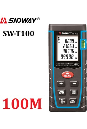 Sndway Lazermetre 100 Metre Menzilli