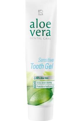 LR Aloe Vera Sensitive Tooth Jel (Hassas Dişler İçin Diş Macunu)