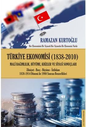 Türkiye Ekonomisi - Ramazan Kurtoğlu