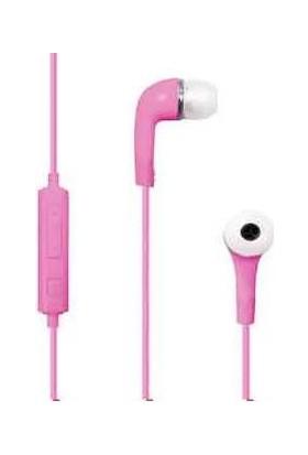 İnovaxis İnv300S Universal Uyumlu Mikrofonlu Kulaklık Pembe