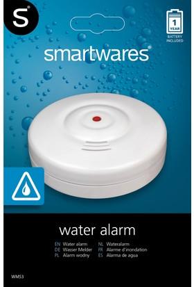 Smartwares Su Kaçağı - Baskını Tespit Dedektörü 10.029.34