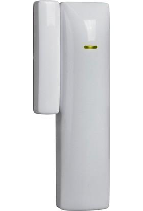 Smartwares Kablosuz Kapı - Pencere Sensörü (10.023.79 Sistemine Ek Aksesuar) 10.023.64